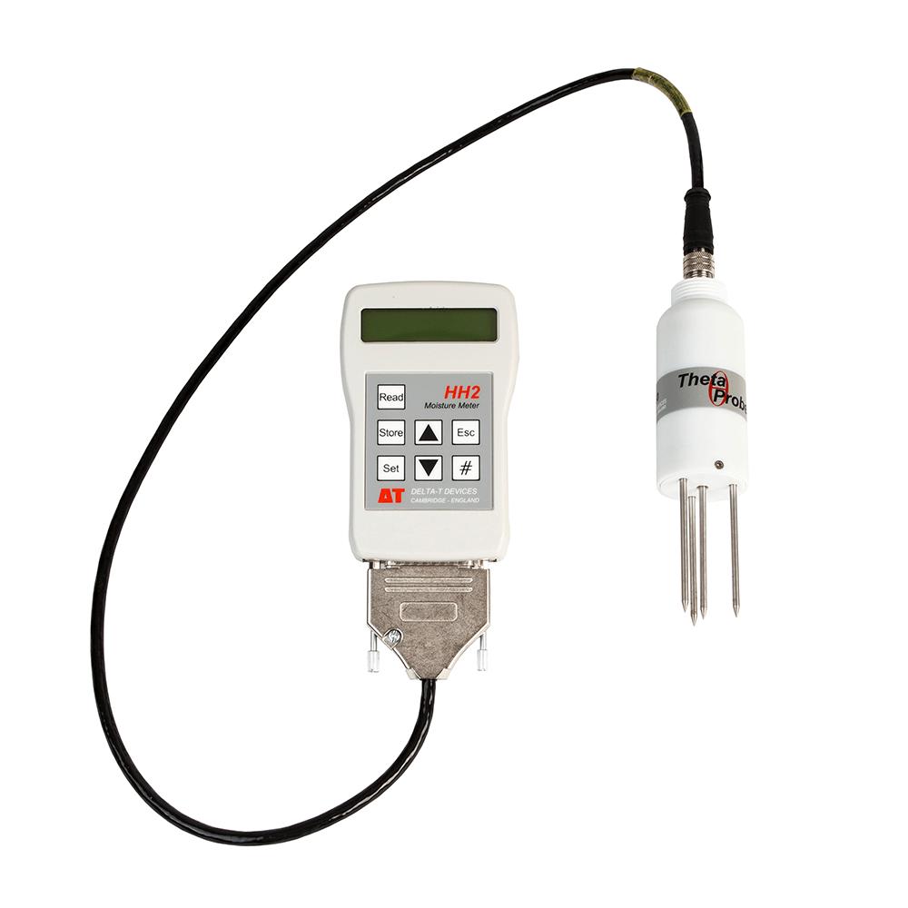 Soil Moisture Probe : Ml thetaprobe soil moisture sensor