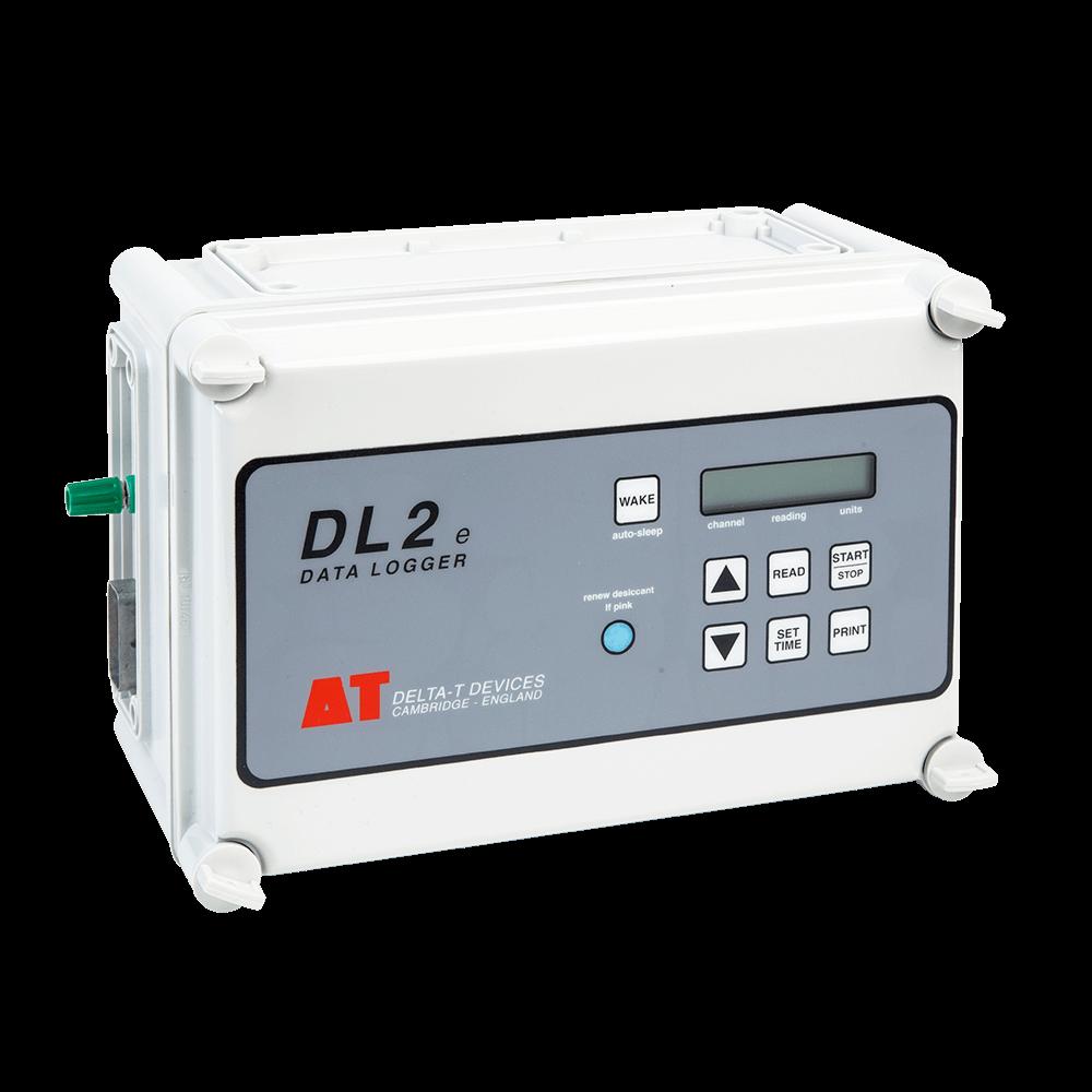 DL2e Data Logger - environmental monitoring - data logging