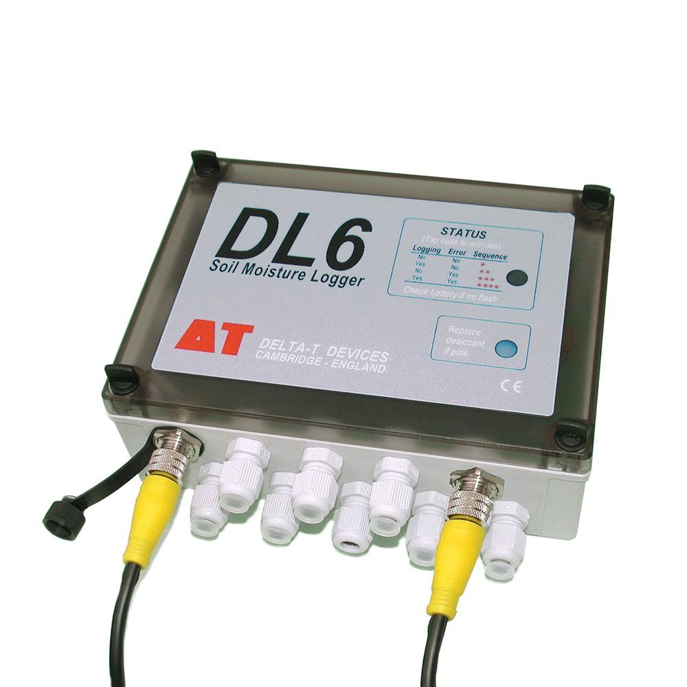 DL6 Data Logger - Soil Moisture - Soil Irrigation