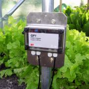 GP1 data Logger – providing data for precision irrigation