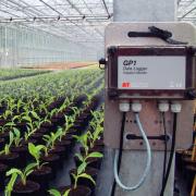 GP1 data logger – for precision irrigation