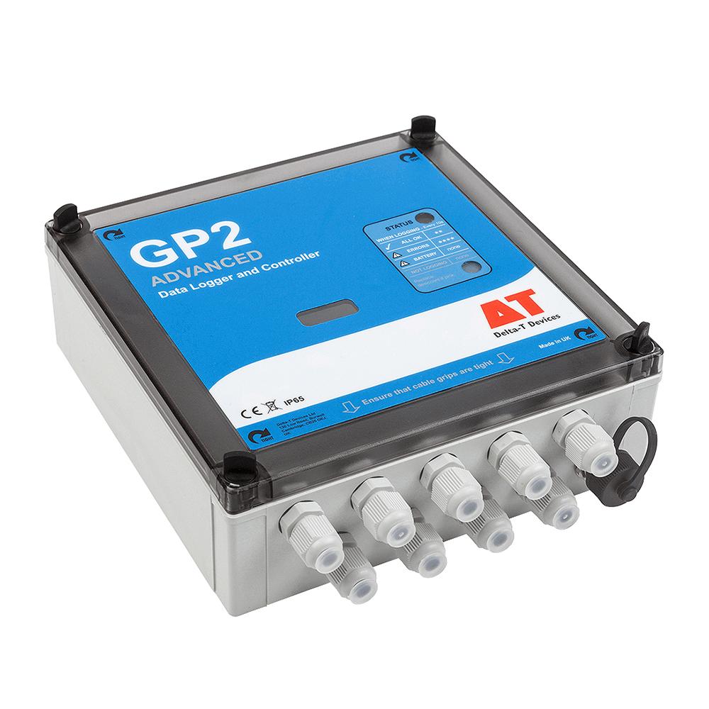 Gp2 Data Logger And Controller Environmental Logger