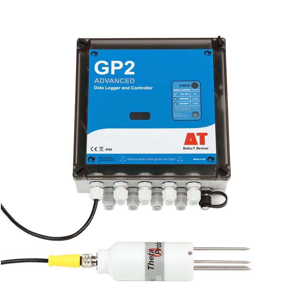 GP2 Data Logger and Controller - Environmental logger
