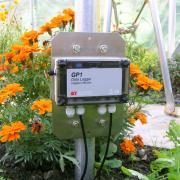 GP1 Data Logger – providing data for precision horticulture