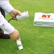 ML3 ThetaKit – taking soil measurements