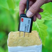 WET Sensor in substrate block