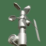 WS-GP2 Weather Station anemometer
