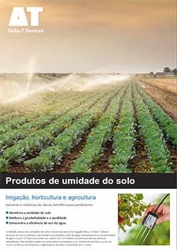 Irrigação e horticultura