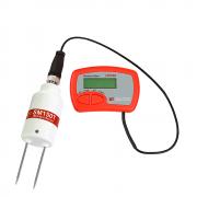 Sensor with HH150 soil moisture meter