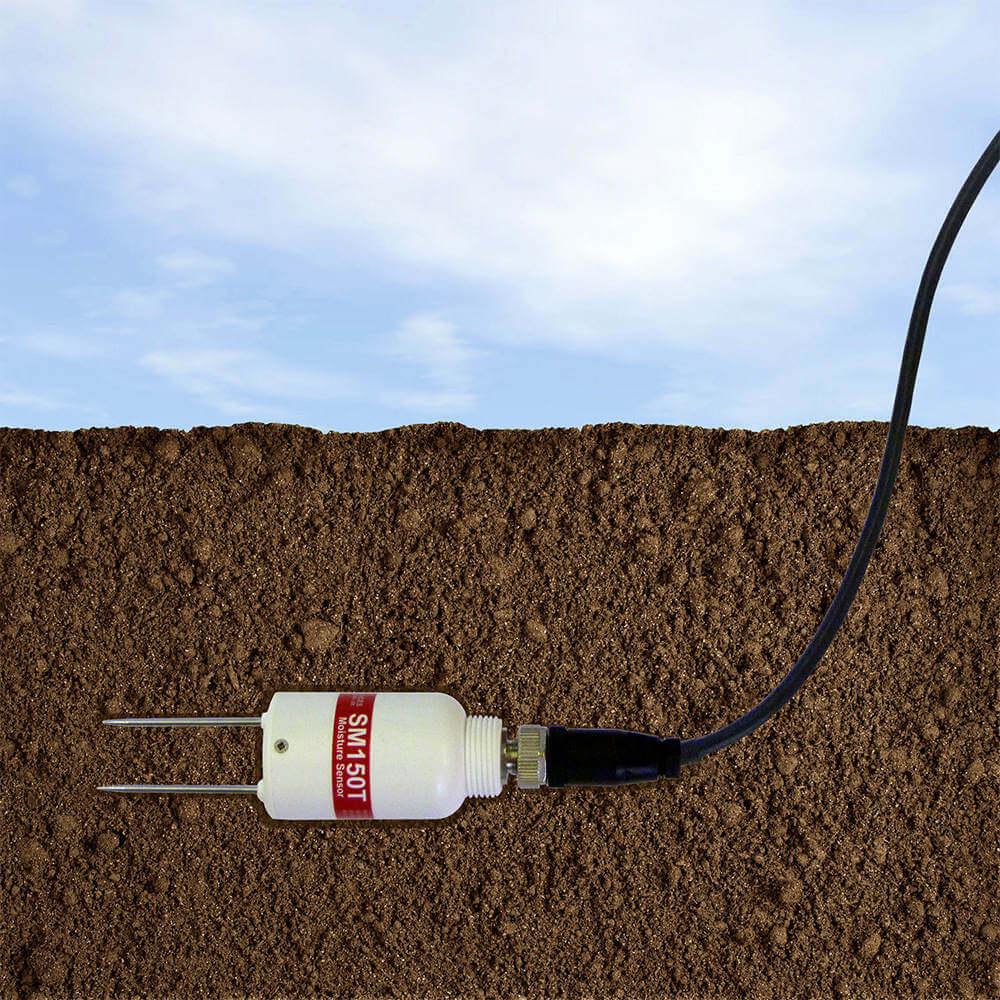 Sm150t soil moisture sensor soil water content soil for Soil moisture